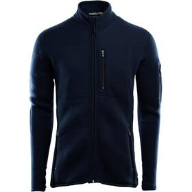 Aclima FleeceWool Veste Homme, navy blazer